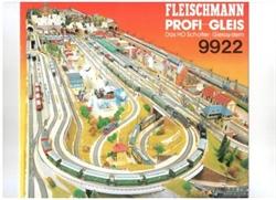 9922 Путевые схемы (рельсы) FLEISCHMANN - фото 10792