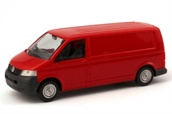 11450 VW T5 грузовой длинный (красный) - фото 12161