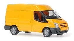 11503 Ford Transit грузовой средняя крыша (желтый) - фото 12169