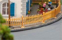 180415 Забор из штакетника 1060мм - фото 12505