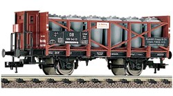 522105 Вагон для кислот «Rudolf Koepp & Co.», III, DB - фото 12549