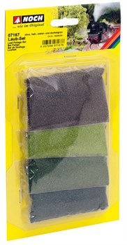 07167 Набор присыпок трава (4 цвета) 80г - фото 12580