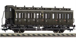 507103 Купейный вагон 3 кл. Bauart C pr21, II, DRG - фото 13098