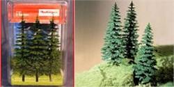 71925 Ели ~190 мм. (3 шт.) деревья - фото 13160
