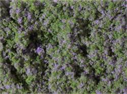 76931 Луг с фиолетовыми цветами (мат 90х150мм) Флок