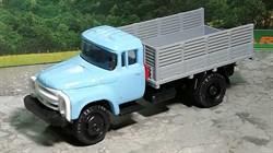 RUSAM-ZIL-130-20-650 Автомобиль ЗИЛ 130 бортовой, 1:87, 1963—1986, СССР - фото 13511
