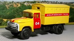 RUSAM-ZIL-130-42-440 Автомобиль ЗИЛ 130 «АВАРИЙНАЯ ГАЗА», 1:87, 1963—1986, СССР - фото 13512