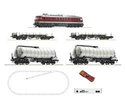 51327 Цифровой стартовый набор z21® с тепловозом BR 142 и грузовым составом, H0, IV, DR - фото 13659