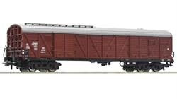 76552 Товарный вагон тип GGths «Bromberg», H0, III, DB - фото 13873