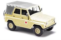 52109 УАЗ 469 крытый  санитарный - фото 14621