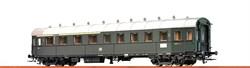 45301 Пас.вагон 4-хос.1-2кл.,30/52,DB,ep.III - фото 3537