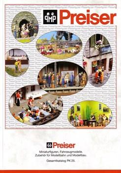 PREISER Каталог PK 25  - фото 3966