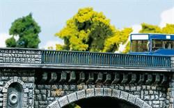 180401 Ограждение моста (108см) забор  - фото 4511