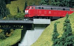 180403 Ограждение моста (182см) забор   - фото 4513