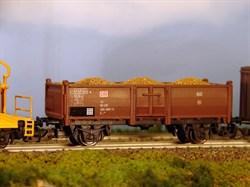 3224 Полувагон Omm52 с грузом песка DB AG, эп.V - фото 4877