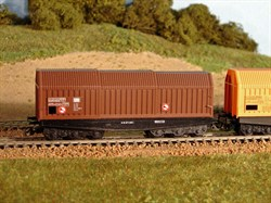 3631 Вагон для перевоз.стали в рулонах Shis,DB,эп.IV  - фото 4897