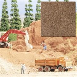 7523 Песок гравий корчневый 300г - фото 5321