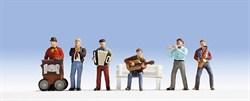 15563 Уличные музыканты - фото 5815