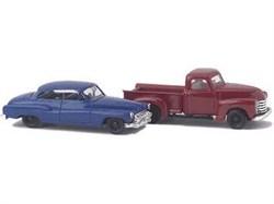 8320 Авто (Chevrolet Pick-up + Buick '50) - фото 6004