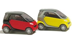 8350 Авто Smart City-Coupe (2 шт.) - фото 6008