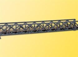 39702 Мост стальной однопутный 38,5см - фото 6179