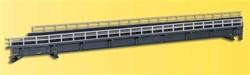 39705 Стальной мост однопутный 27см - фото 7261