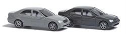 8319 Авто Mercedes-Benz C-Klasse цвет металлик (2 шт.) - фото 7514