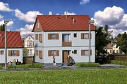 38723 2-хэтажный домик - фото 8766