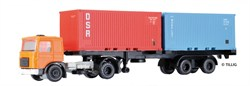 501137 Roman mit Containerauflieger - фото 8966