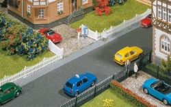 180410 Забор с воротами (10 частей),710мм - фото 8975