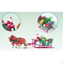 30448 Сани с Санта Клаусом