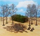 1971 Деревья (заготовки) 18см