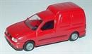 10850 VW Caddy II грузовой (красный)