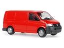 11420 VW T5 грузовой короткий (красный)
