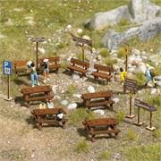 1484 Площадка для пикников