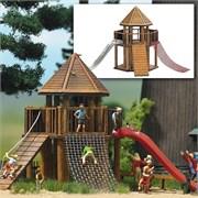 1487 Детская площадка Замок