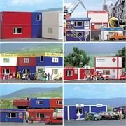 1031 Жилые и офисные контейнеры (6шт)