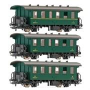 54330-54331-54332 Состав из 3-х вагонов, H0, III, RENFE