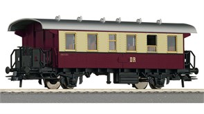 54334 Пассажирский 2-ос.вагон 2 кл., H0, III, DR