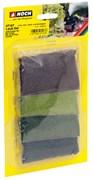 07167 Набор присыпок трава (4 цвета) 80г