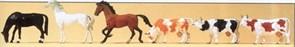 75019 Лошади и коровы