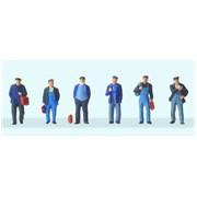 75051 Рабочие и докеры