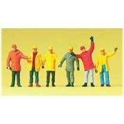 14034 Строительные рабочие