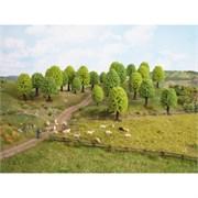26901 Лиственные деревья 50-90мм (10шт.)