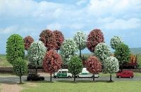 6484 Весенние деревья 16шт. 70-125мм