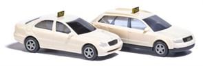 8341 Taxi-Set Mercedes C-Klasse+Audi A4 Avant