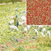 7357 Флок летние цветы 200мл
