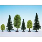 32811 Смешанный лес деревья 35-90мм (25шт.)