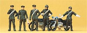 10175 Карабинеры, 2 мотоцикла