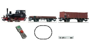 631881 Цифровой стартовый набор z21 «Грузовой поезд с паровозом BR 98.75», H0, III, DB